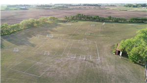 Sports grounds